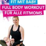 Training für fitte Muttis