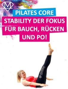 Bauch Beine Po mit Pilates