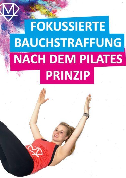 Sixpack Training mit Pilates