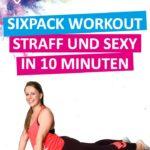 Bauchtraining für Sixpack