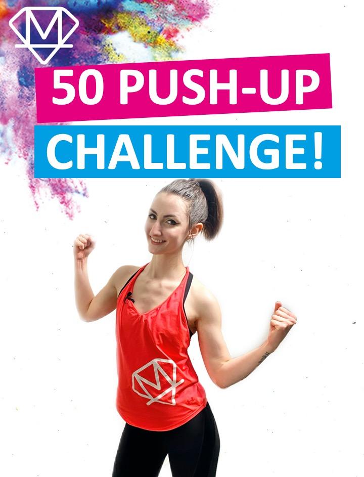 50 Push Up Challenge!