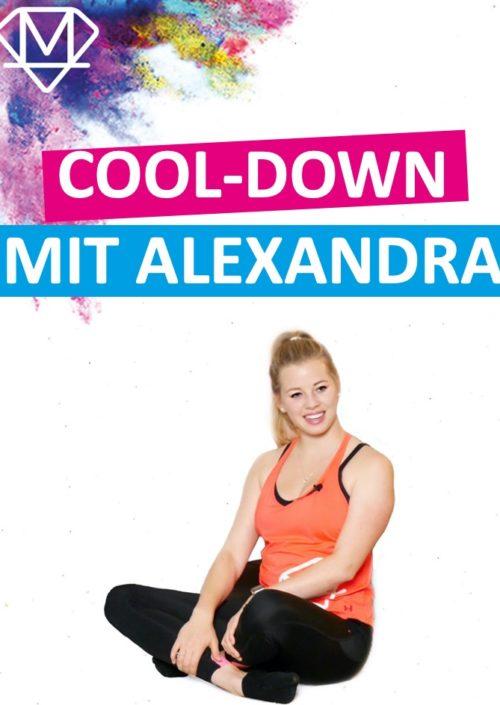 Die besten Übungen für das Cool down
