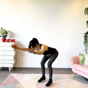 Rückentraining im Stehen für einen starken Rücken