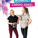 Cardio Zirkel Fitness Video