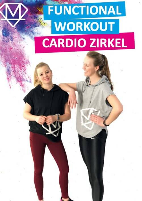 Cardio Zirkel Fitness Video