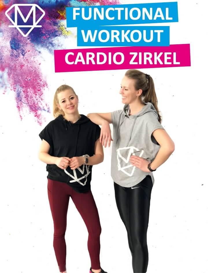 Functional Workout – Cardio Zirkel