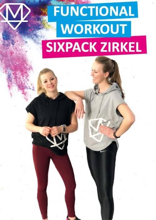 Werde Cool und Lässig - Zeige Sixpack