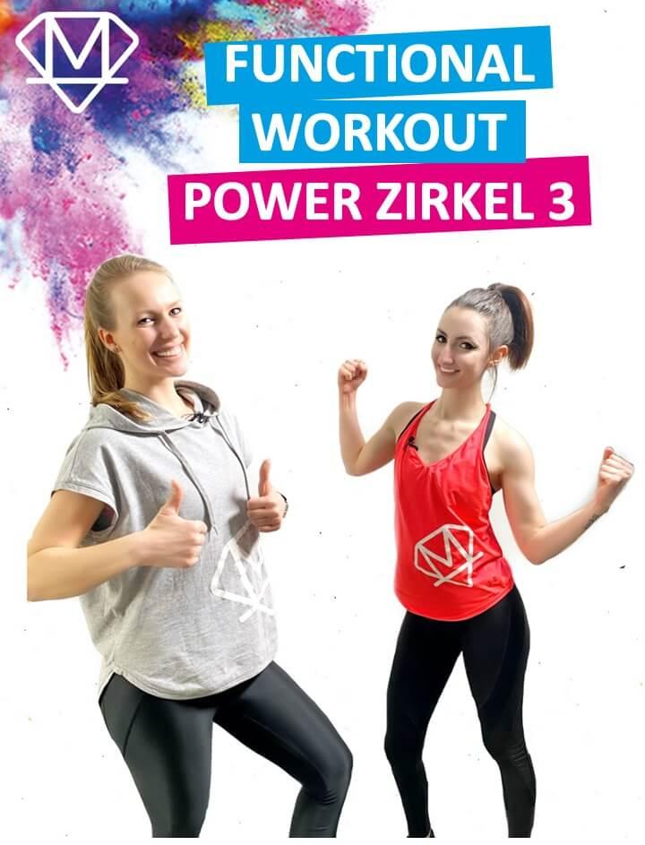 Functional Workout – Power Zirkel 3