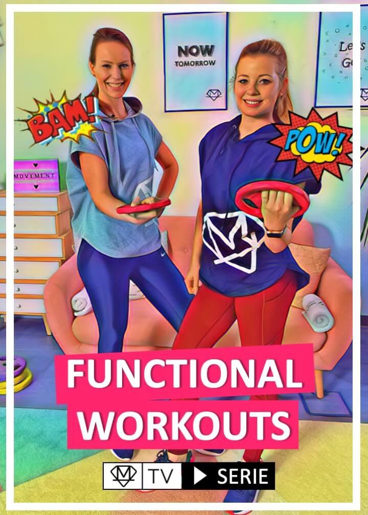 Functional Workouts mit motivierten Trainerinnen