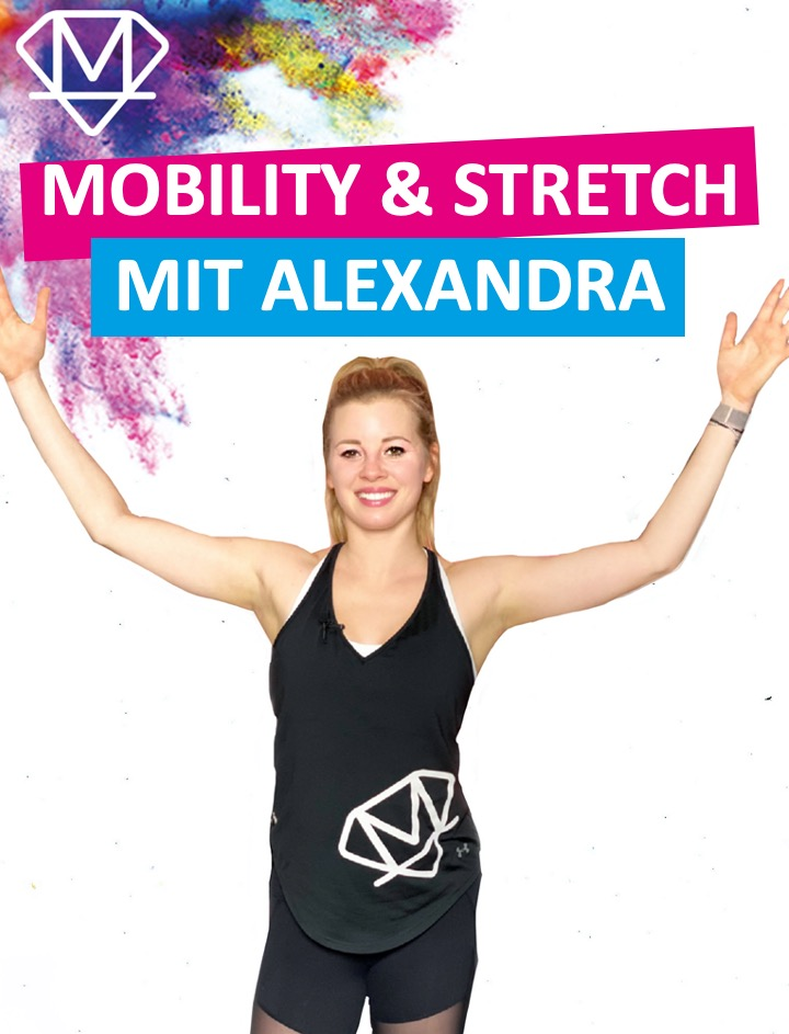 Mobility and Stretch – mit Alexandra