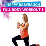 Training für Zuhause in der Schwangerschaft