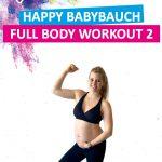 Training für den gesamten Training in der Schwangerschaft