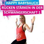 Rückenkräftigung in der Schwangerschaft