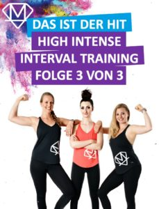 Hochintensives Intervalltraining 3 von 3