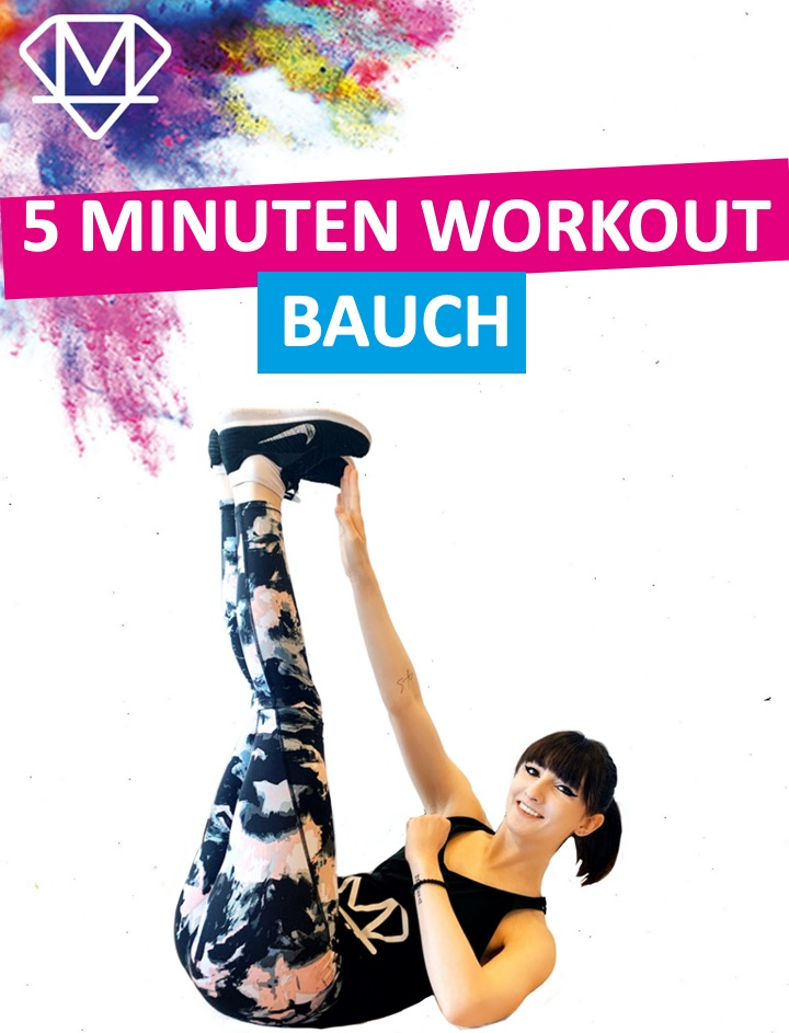 5 Minuten Workout – Bauch