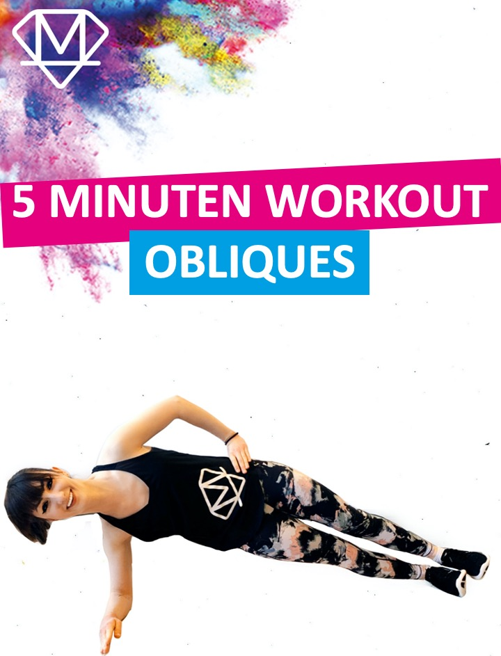 5 Minuten Workout – Obliques