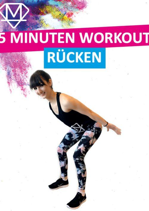 Stärke deinen Rücken in nur 5 Minuten