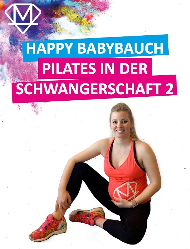 Happy Babybauch – Pilates II