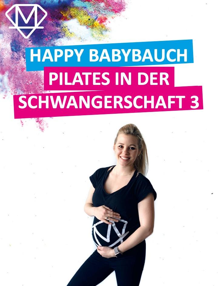 Happy Babybauch – Pilates III