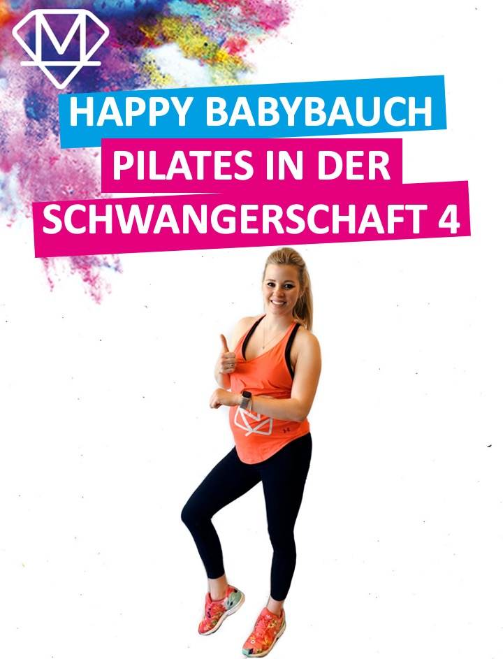 Happy Babybauch – Pilates IV