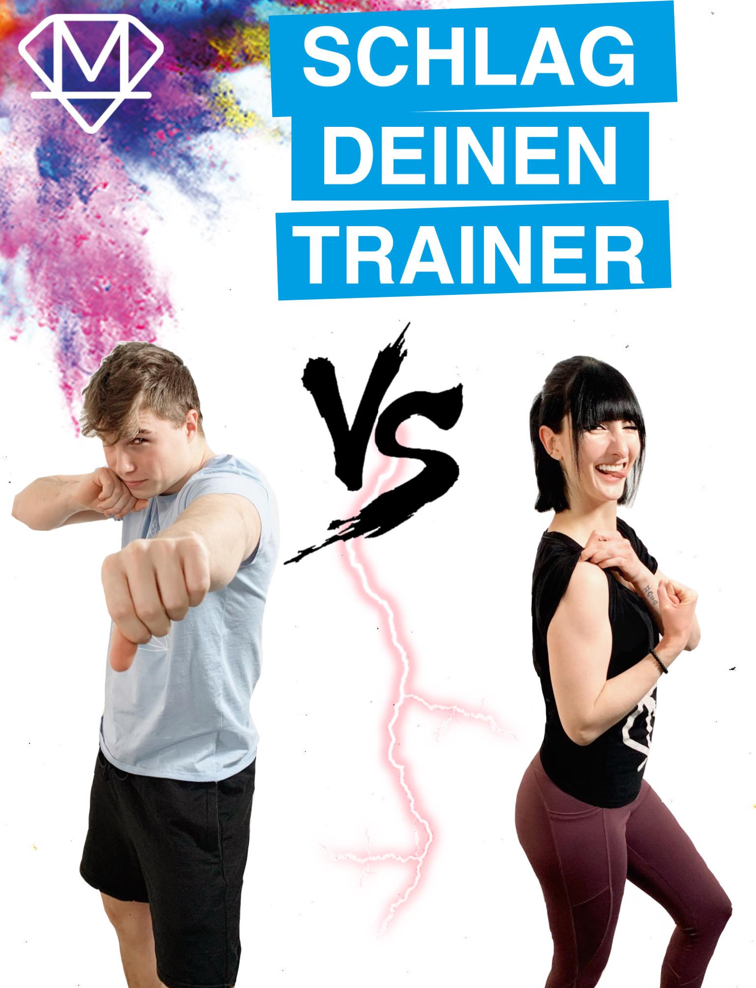 Schlag deinen Trainer: Loris VS Véronique
