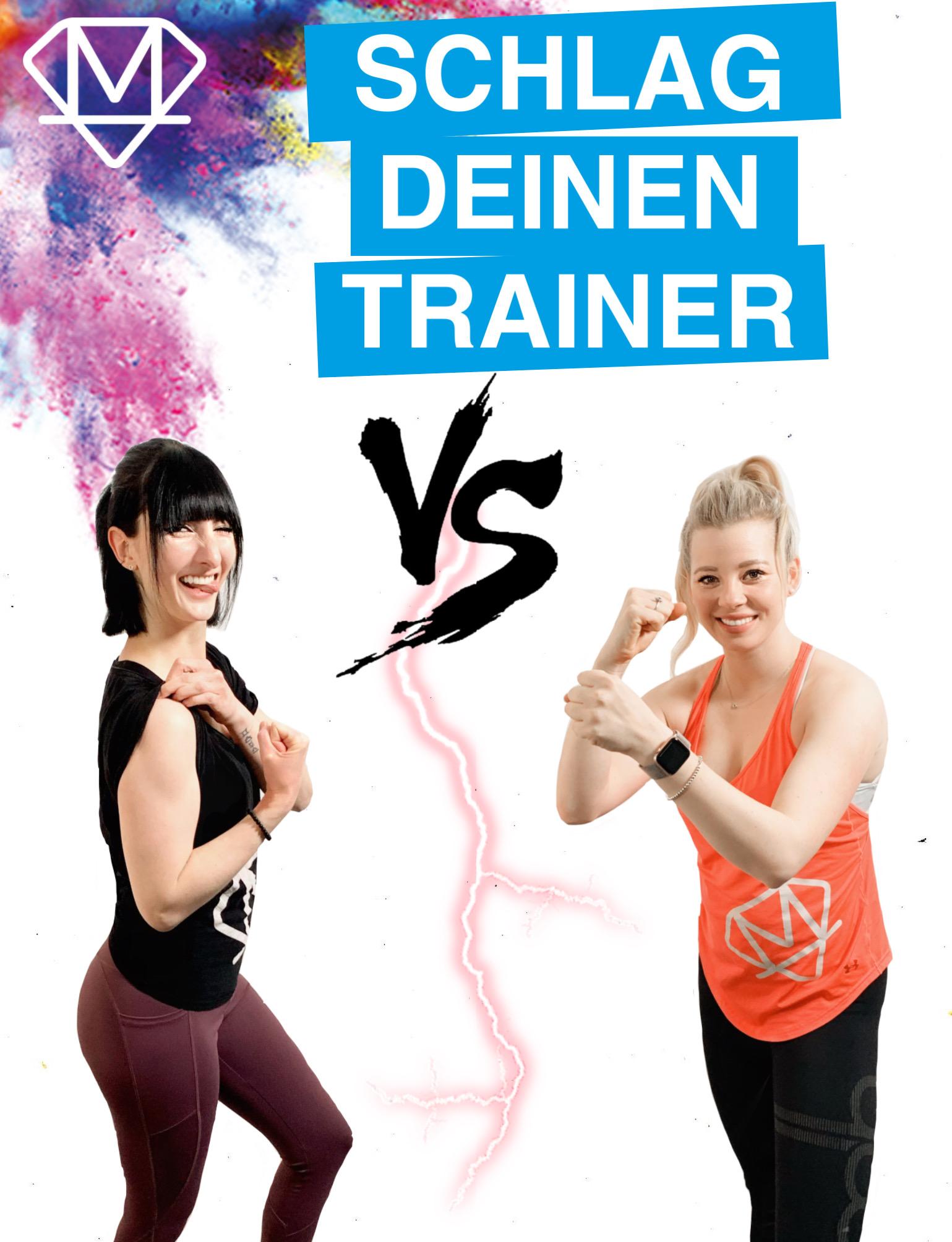 Schlag deinen Trainer: Véronique VS Alexandra