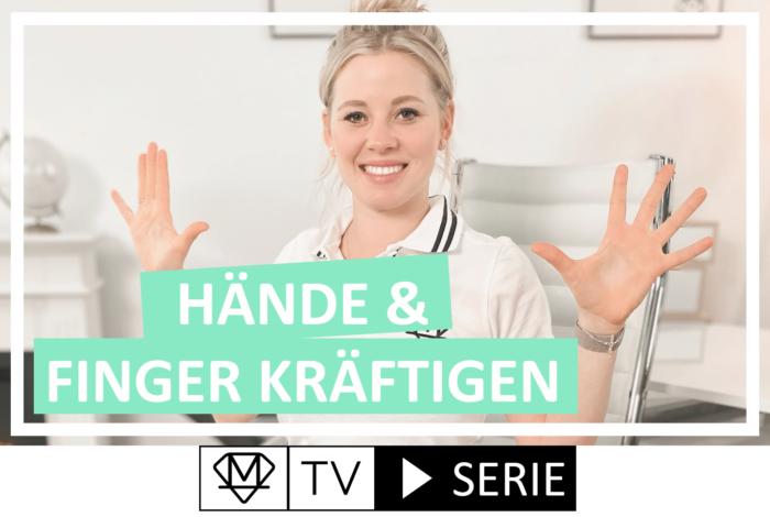 Hände & Finger kräftigen